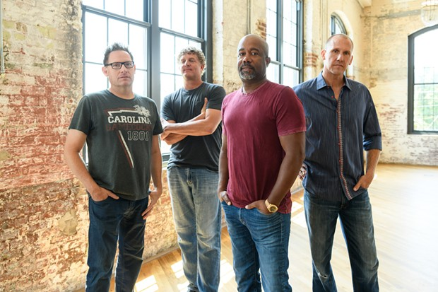 Hootie & The Blowfish - PHOTO: TODD & CHRIS OWYOUNG