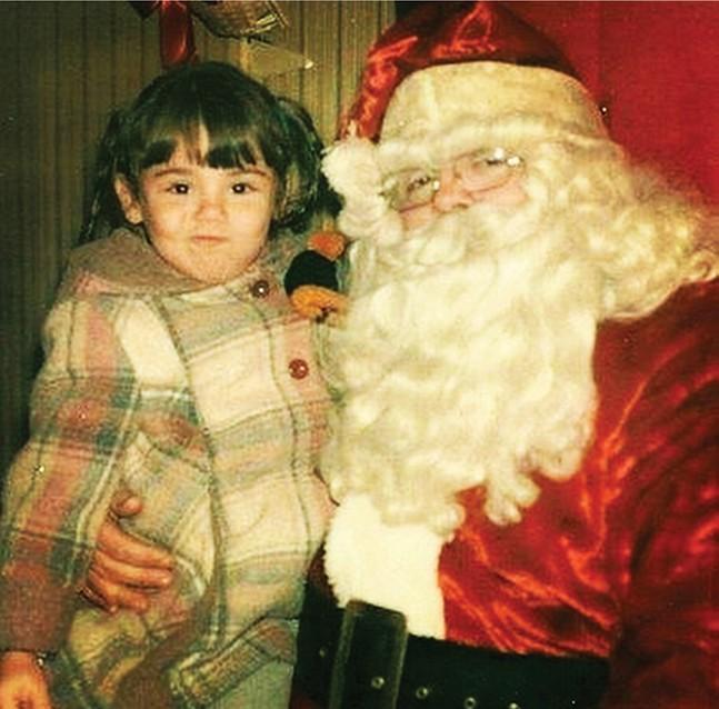 Gab and Santa - GAB BONESSO