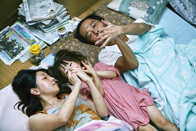 Shoplifters - MAGNOLIA PICTURES