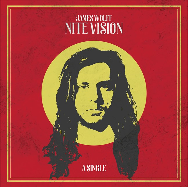 Nite Vision - PHOTO: JAME WOLFF'S NITE VISION ALBUM COVER