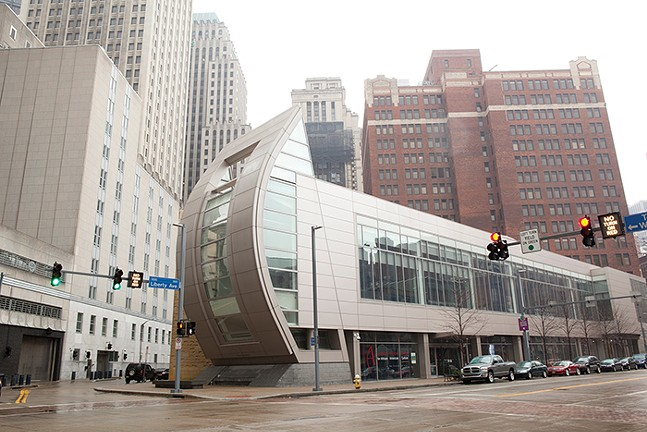 August Wilson Center's exterior - CP FILE PHOTO