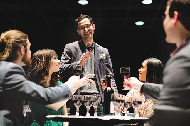 Wednesday Wine Flights - PITTSBURGH CULTURAL TRUST