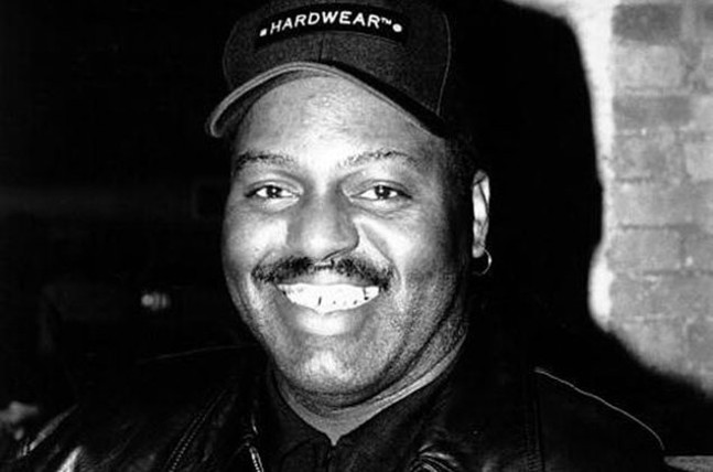 Frankie Knuckles - PHOTO: FRANKIE KNUCKLES FOUNDATION