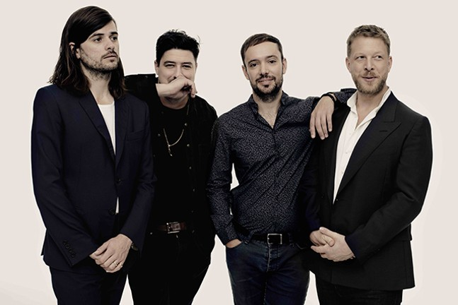 Mumford & Sons - ALISTAIR TAYLOR-YOUNG