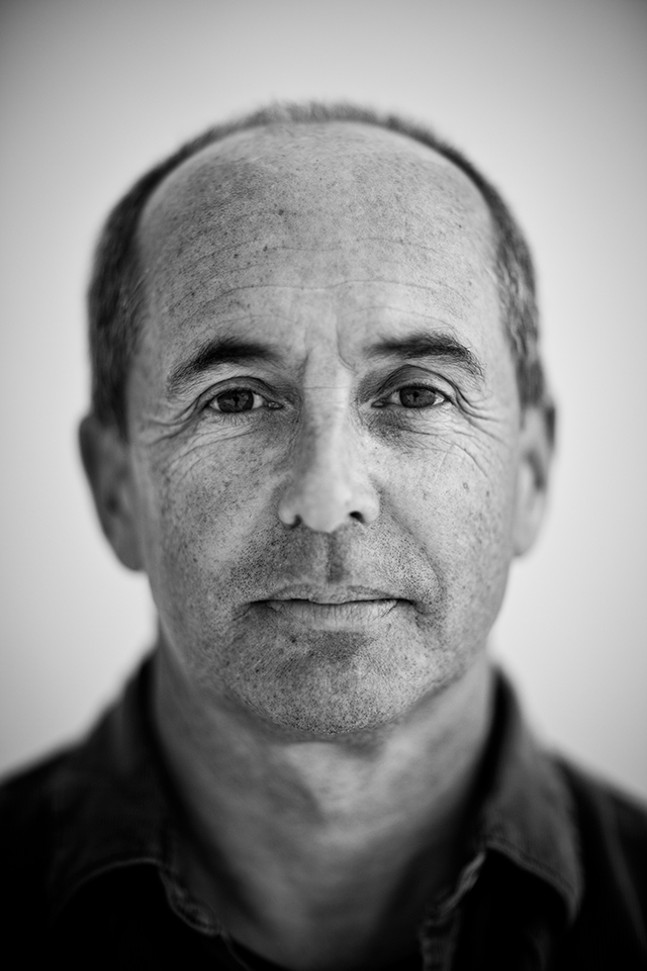 Don Winslow - PHOTO: ROBERT GALLAGHER