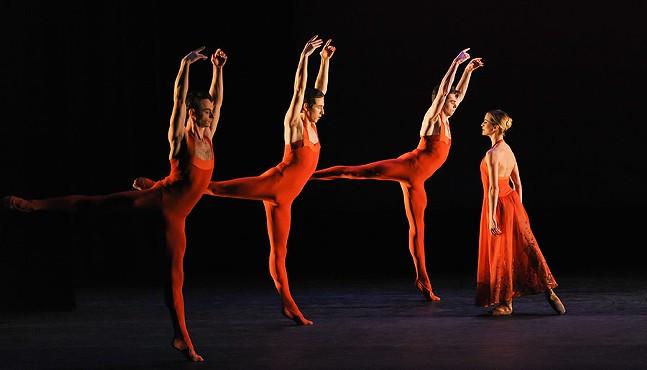 Pittsburgh Ballet Theatre - PHOTO: RICH SOFRANKO