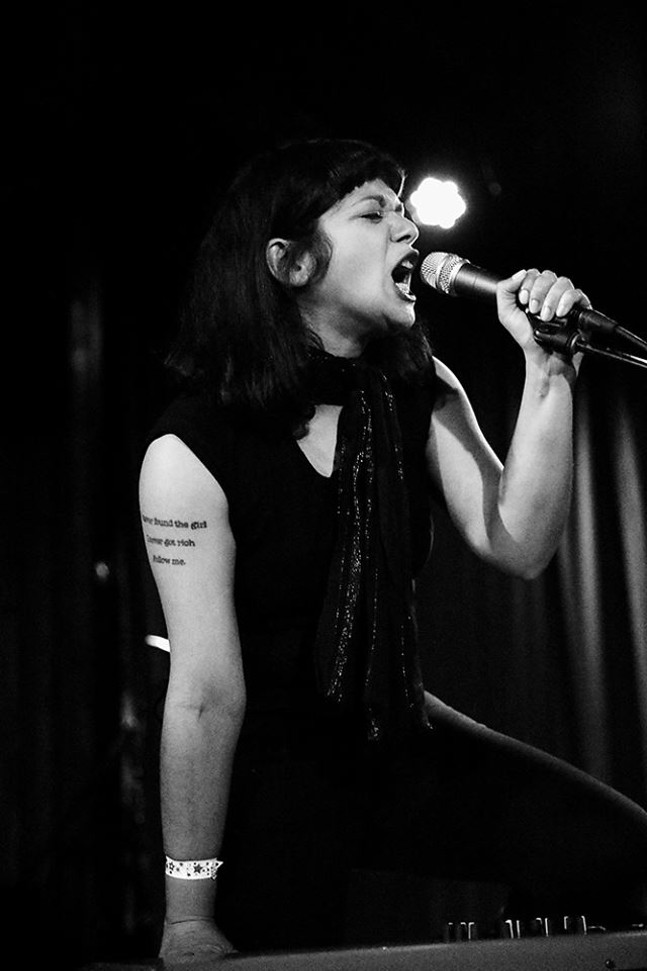 Shilpa Ray - DAGGERS FOR EYES