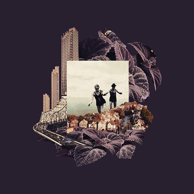 Bridges album cover - SEAN O'CONNOR