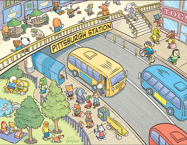 How busways can lead Pittsburgh into an equitable public transit future