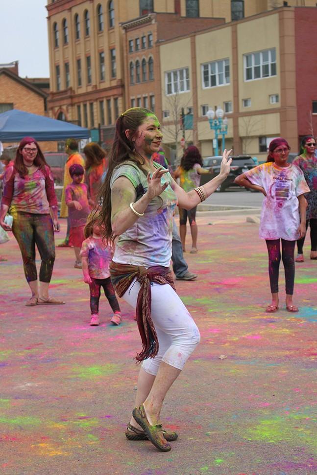 2018 International Color Festival in Carnegie - KRISHNA SHARMA