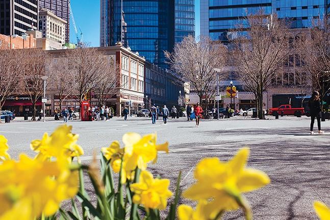 Market Square - CP PHOTO: JARED MURPHY