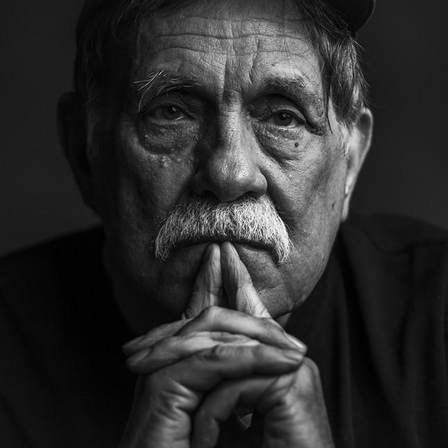 Jimmy Cvetic - PHOTO: DUANE RIEDER