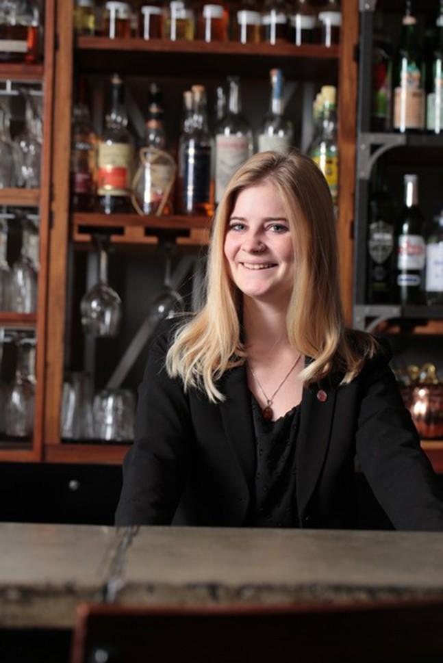 Olivia Lindstrom - CREDIT: COURTESY OF AF&CO.