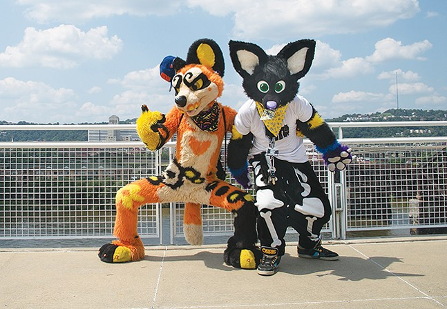 Anthrocon - CP PHOTO: MIKE SCHWARTZ