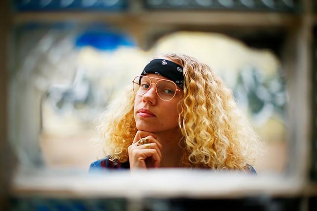 Cap: Brittney Chantele - CP PHOTO: JARED WICKERHAM