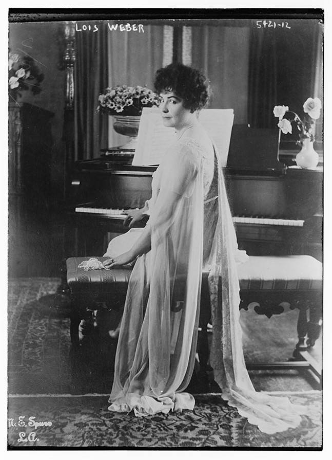 Lois Weber - LIBRARY OF CONGRESS