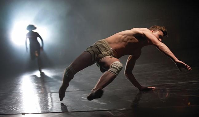 Dance students perform at Point Park University - POINT PARK INTERNATIONAL SUMMER DANCE