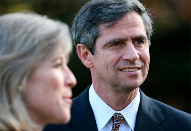 Joe Sestak - PHOTO: JOE SESTAK FOR PRESIDENT