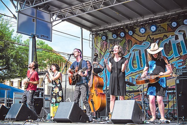 Deutschtown Music Festival - PHOTO: WHITNEY LERCH