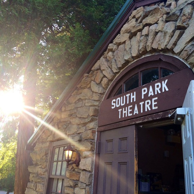 South Park Theatre - SOUTH PARK THEATRE