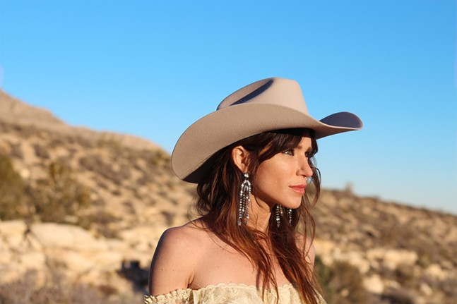 Nikki Moulios of Rocket Loves Blue - PHOTO: JOSH SHAPIRO