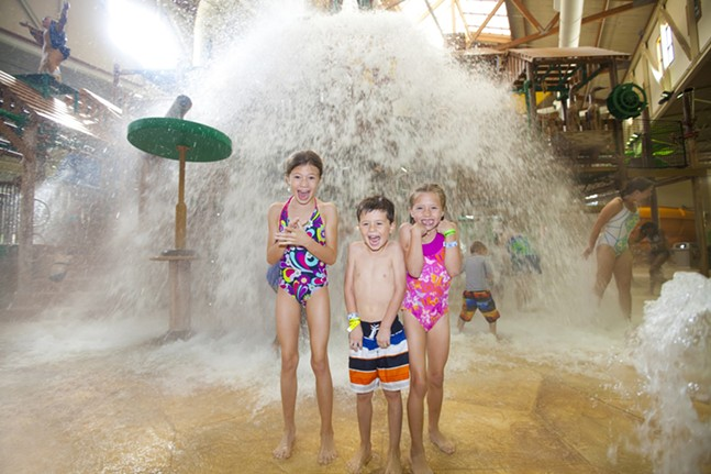 Great Wolf Lodge - GREAT WOLF LODGE