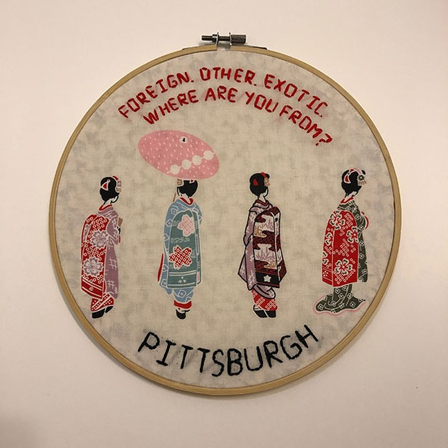 Art by Patty Tran - PITTSBURGH CULTURAL TRUST