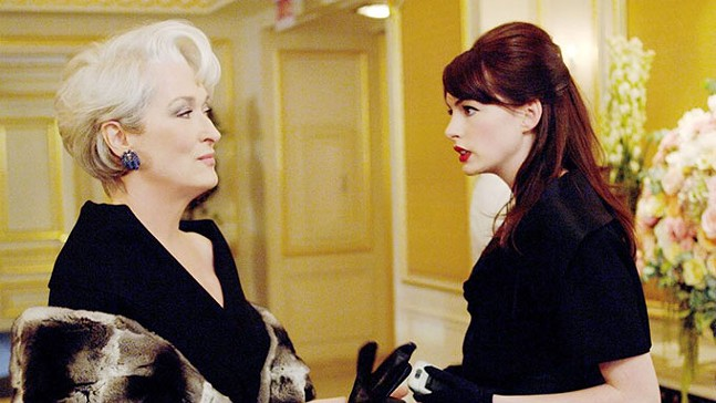 The Devil Wears Prada - PHOTO: 20TH CENTURY FOX