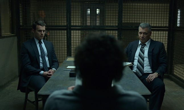 Still from season two of Mindhunter - PHOTO: NETFLIX