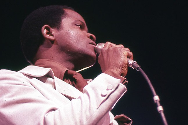 Joe Tex - PHOTO: JASON MARTINKO