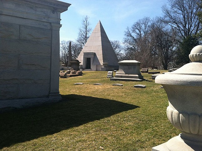 Homewood Cemetery - HOMEWOOD CEMETERY HISTORICAL FUND