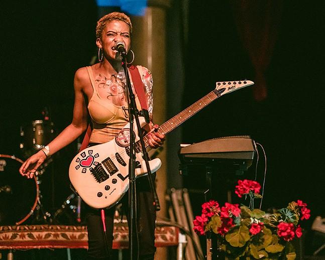 Leila Rhodes - CP PHOTO: ERIN ALLPORT