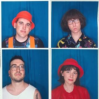 Brooklyn band Future Punx - PHOTO: SPIRIT