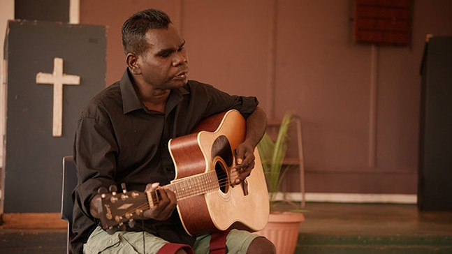 Gurrumul follows the aboriginal singer on his journey to stardom - REELABILITIES