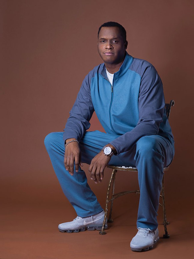 Claye Greene aka Blue Soul Ten - CRAIGCAPTURE