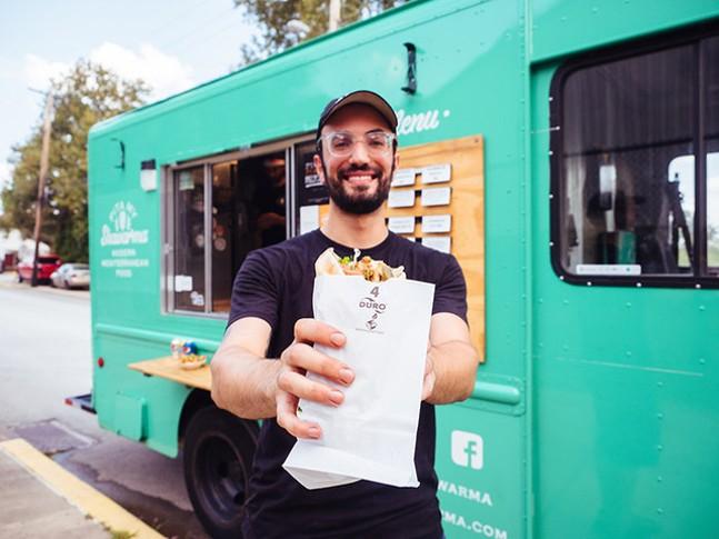 Pita My Shawarma - CP PHOTO: JARED MURPHY