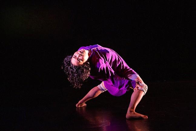 Belinda Adam of MICHIYAYA Dance - SJR PHOTOGRAPHY