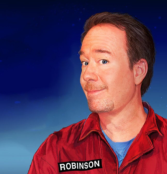 Joel Hodgson at Mystery Science Theater 3000 LIVE