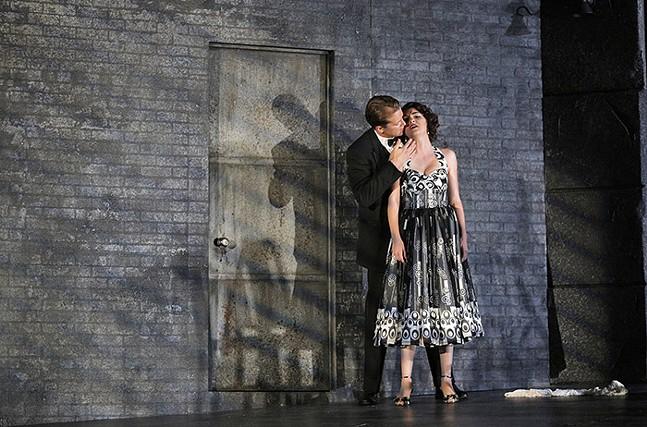 Don Giovanni - CORY WEAVER