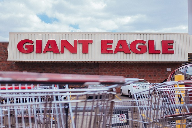Giant Eagle is urging customers not to open carry firearms in its stores