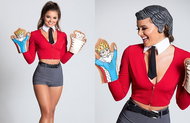 """Nicest Neighbor"" costume from Yandy - PHOTO: YANDY"
