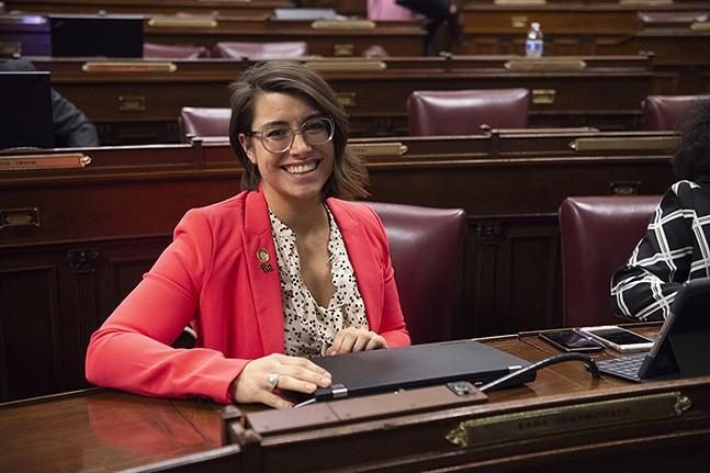 Rep. Sara Innamorato