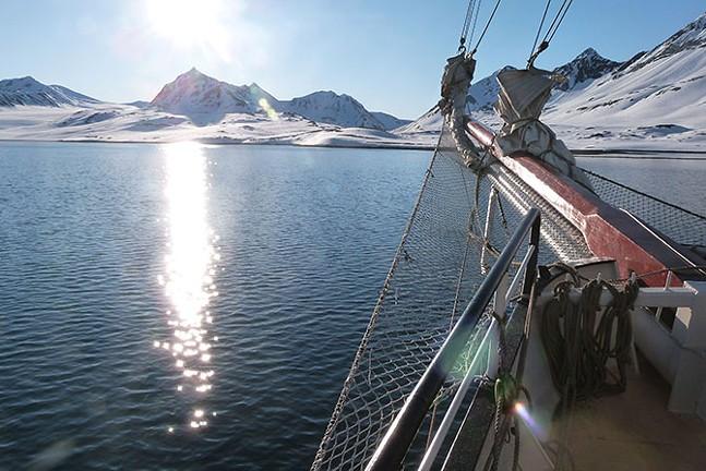 Boat Trip - MICHAEL DAX IACOVONE