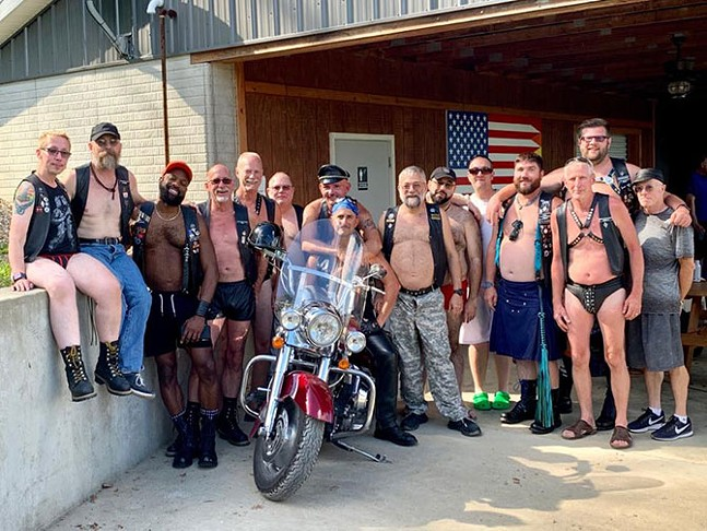 Three Rivers Leather Club - THREE RIVERS LEATHER CLUB