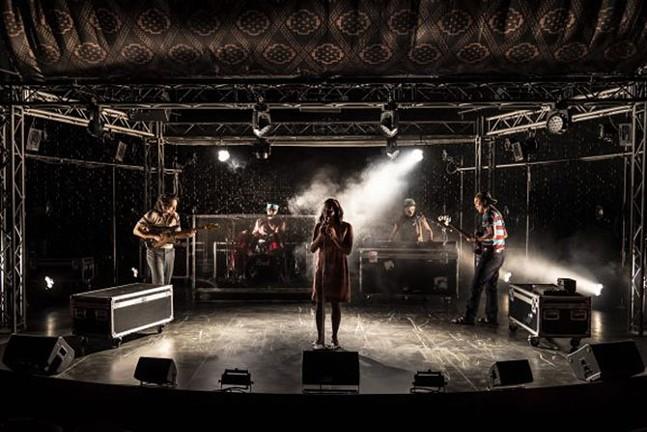Cambodian Rock Band - LIZ LAUREN/VICTORY GARDENS THEATER