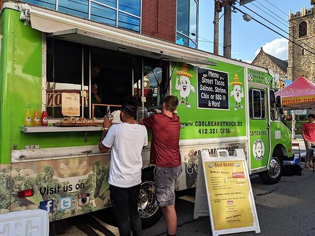 Cool Beans Taco Truck - CP PHOTO: LISA CUNNINGHAM
