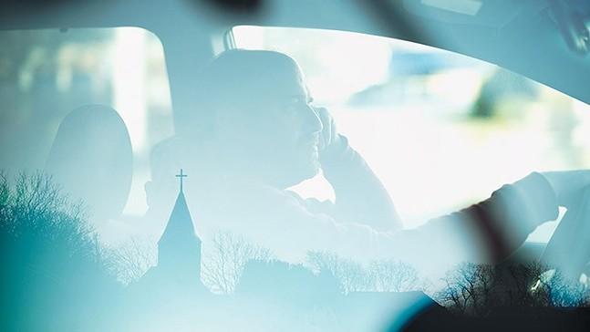 Strange Negotiations follows David Bazan's life after his loss of faith. - PHOTO: ASPIRATION ENTERTAINMENT