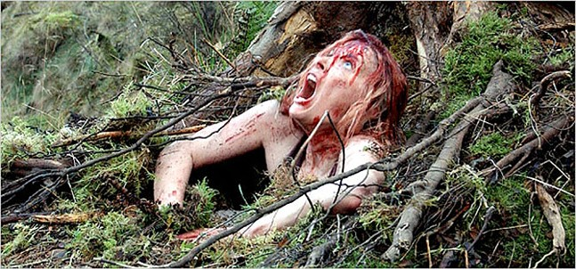 The Descent - ALEX BAILEY/LIONSGATE FILMS