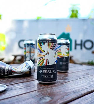 Pressure Pale Ale, the collaboration between The Commonheart and Grist House