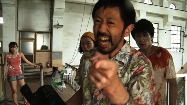 One Cut of the Dead - THIRD WINDOW FILMS